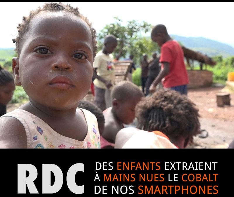 Les minerais en RDC