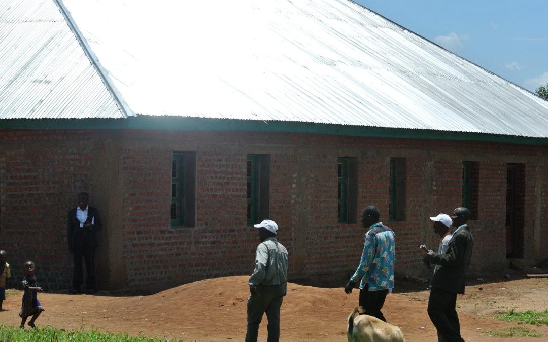 Retour du Congo (RDC) : quelques nouvelles des réalisations d'AFYA