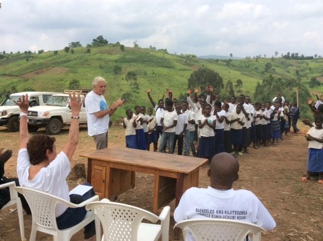 Les aventures d'Afya au Congo