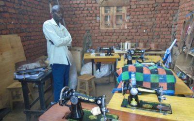 Des uniformes pour Kibirizi